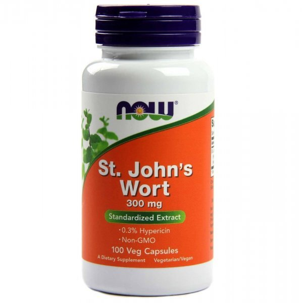 NOW St. John's Wort 100 капсулиNOW4760