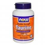 NOW Taurine 1000 mg 100 капсулиNOW1421