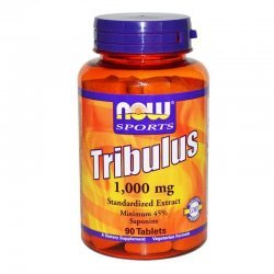 NOW Tribulus Terrestris 1000 мг 90 таблетки