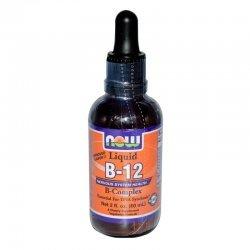 NOW B-12 Complex Liquid 60 мл