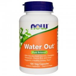 NOW Water Out 100 капсули