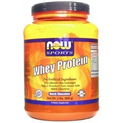 NOW Whey Protein 908 гр