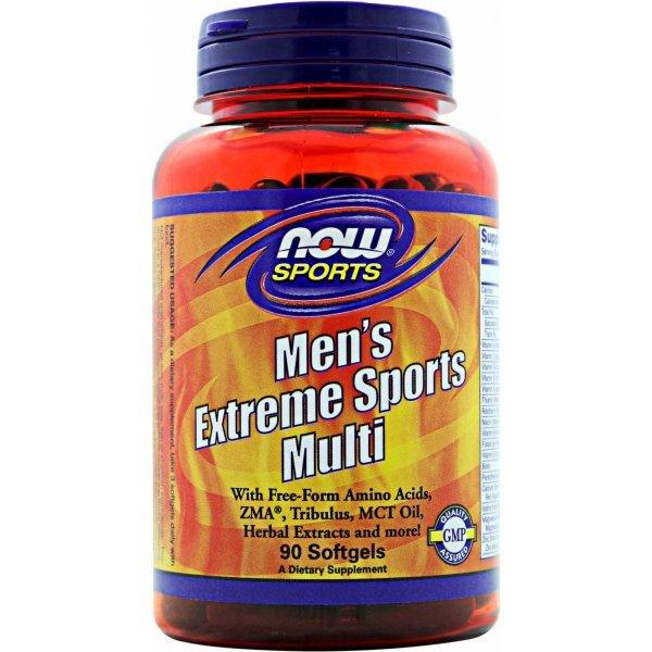 NOW Men's Extreme Sports Multi 90 дражетаNOW3890