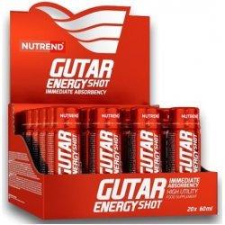 Nutrend GUTAR ENERGY SHOT 20 х 60 мл
