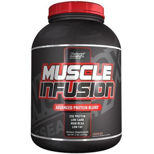 Nutrex Muscle Infusion Black 2280 грNutrex Muscle Infusion Black 2280 гр