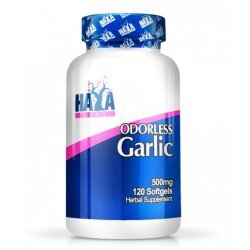 Haya Odorless Garlic 500 мг 120 дражета