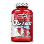 AMIX Osteo Gelatin with MSM 200 капсули AM2481