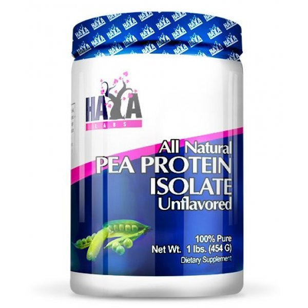 Haya 100% All Natural Pea Protein Isolate 454 грHL945