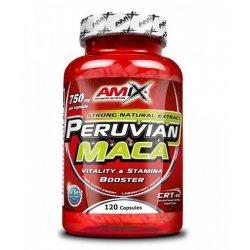 AMIX Peruvian Maca 750 мг 120 капсули