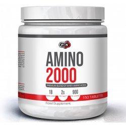 Pure Amino 2000 + Leucine 150 таблетки