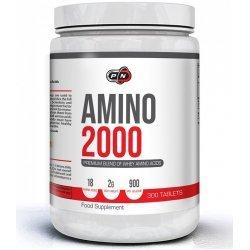 Pure Amino 2000 + Leucine 300 таблетки