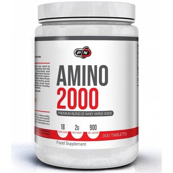 Pure Amino 2000 + Leucine 300 таблеткиPN4672