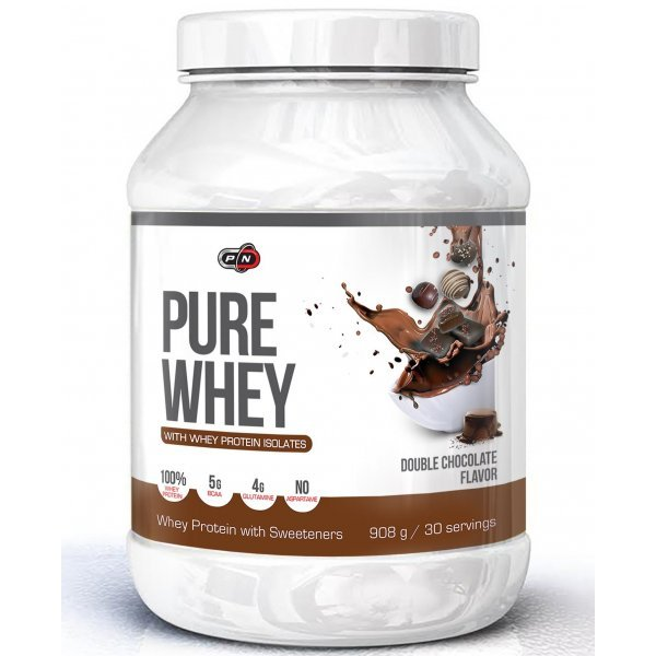 Pure Nutrition Pure Whey 908 гр PN5512