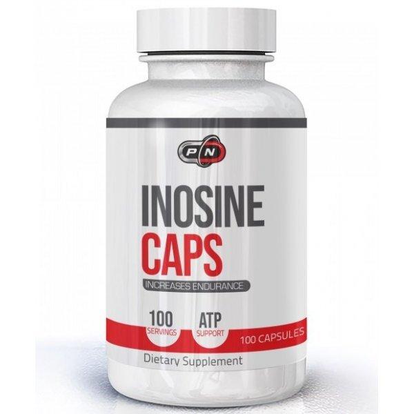 Pure 100% Pure Inosine 500 мг 100 капсулиPN1707
