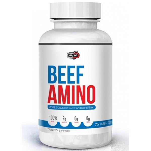 Pure Beef Amino 2000 мг 75 таблеткиPN3521