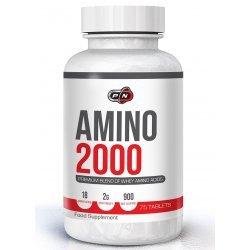 Pure Amino 2000 + Leucine 75 таблетки