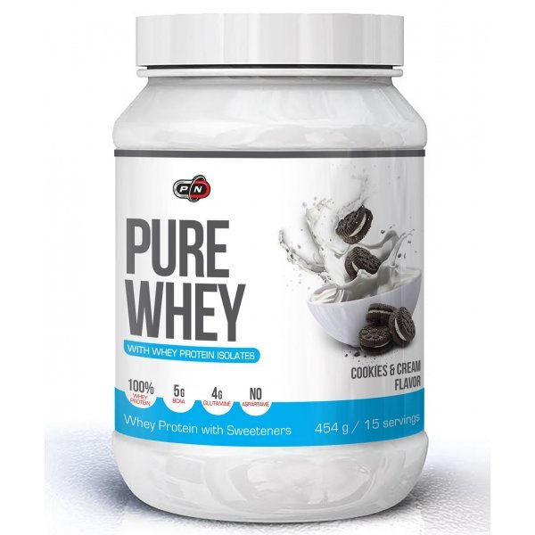 Pure Nutrition Pure Whey 454 грPN9835