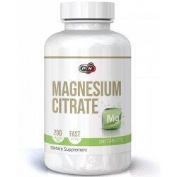 Pure Magnesium Citrate 200 мг 200 таблетки