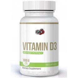 Pure  Vitamin D3 5000 IU 100 капсули