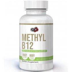 Pure  Methyl B-12 2000 мкг 100 дъвчащи таблетки
