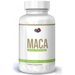 Pure MACA 500 мг 100 капсули