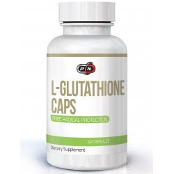 Pure L-Glutathione 250 мг 60 капсули