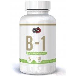 Pure Vitamin B-1 (Thiamine) 100 мг 100 таблетки