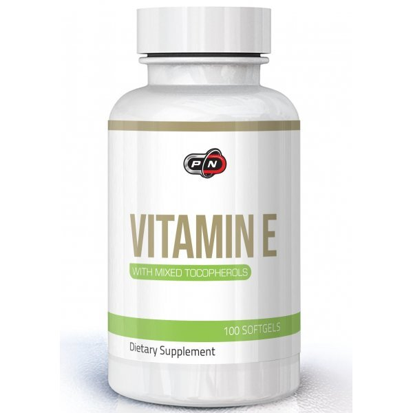 Pure Vitamin E 400 IU 100 дражетаPN019