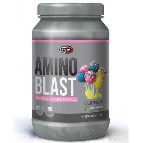Pure Amino Blast Lollipop 1350 грPN003