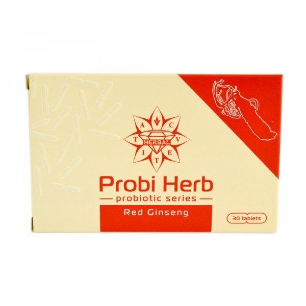 CVETITA Probi Herb Red Ginseng 30 таблеткиCVE15