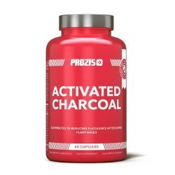 Prozis Activated Charcoal 60 капсули
