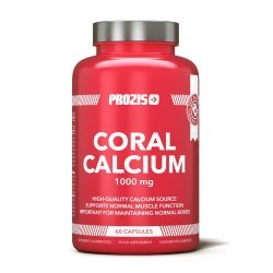 Prozis Coral Calcium 1000 мг 60 капсули