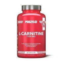 Prozis Foods L-Carnitine 1500 mg 60 капсули