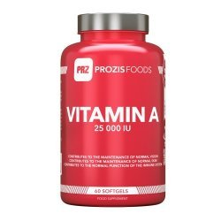 Prozis Vitamin A 25000 IU 60 гел-капсули