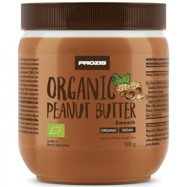 Prozis Organic Peanut Butter 500 грSRZ11055