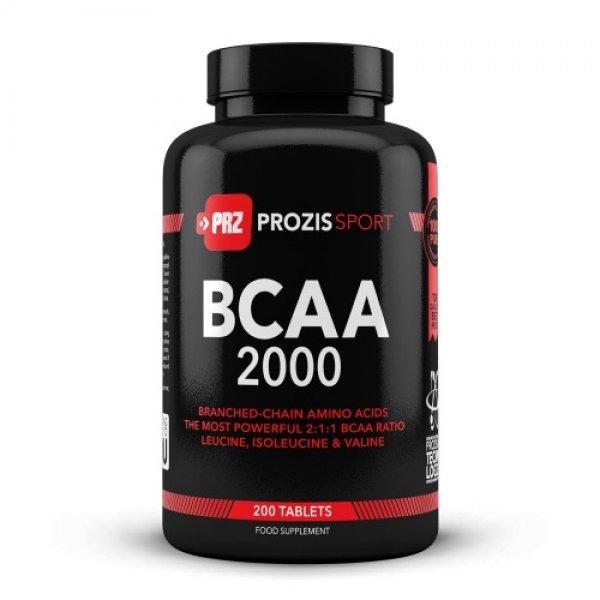 Prozis BCAA 2000 200 таблеткиPRZ494
