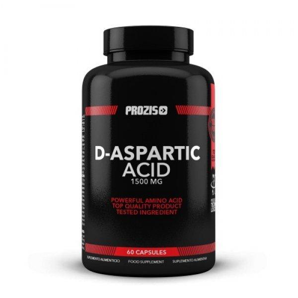Prozis D-Aspartic Acid 1500 мг 60 капсулиPRZ513