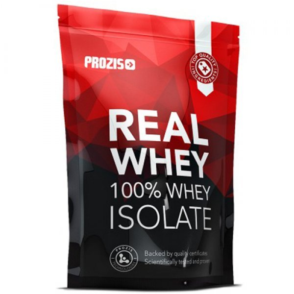 Prozis 100% Real Whey Isolate Unflavoured 1000 грPRZ6563