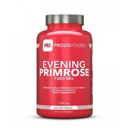 Prozis Evening Primrose Oil 1050 мг 60 гел-капсули