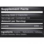 Pure 100% Pure Inosine 500 мг 100 капсулиPN17072