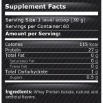 Pure Nutrition Pure Whey Isolate 1814 грPN92752