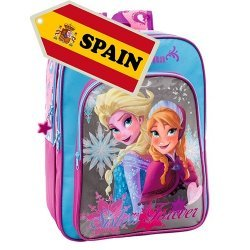 Ученическа раница Disney Anna & Elsa