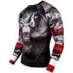 Рашгард с дълги ръкави Warewolf VenumVEN22823