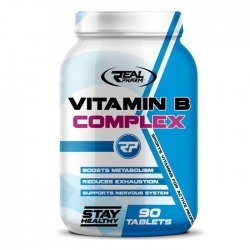 Real Pharm Vitamin B Complex 90 таблетки