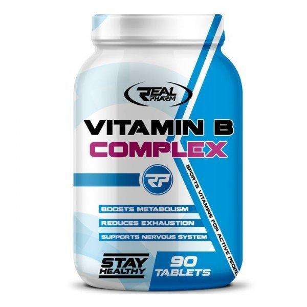 Real Pharm Vitamin B Complex 90 таблеткиRP84