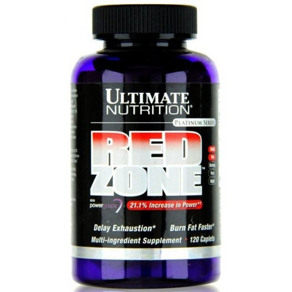 Ultimate Nutrition Red Zone 120 капсулиUN1750