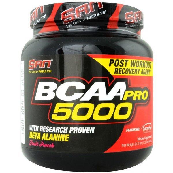SAN BCAA PRO 5000 690 грSAN BCAA PRO 5000 690 гр