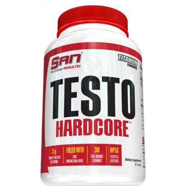 SAN Testo Hardcore 90 таблеткиSAN Testo Hardcore 90 таблетки