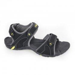 Мъжки спортни сандали ELBRUS Wave black/lime