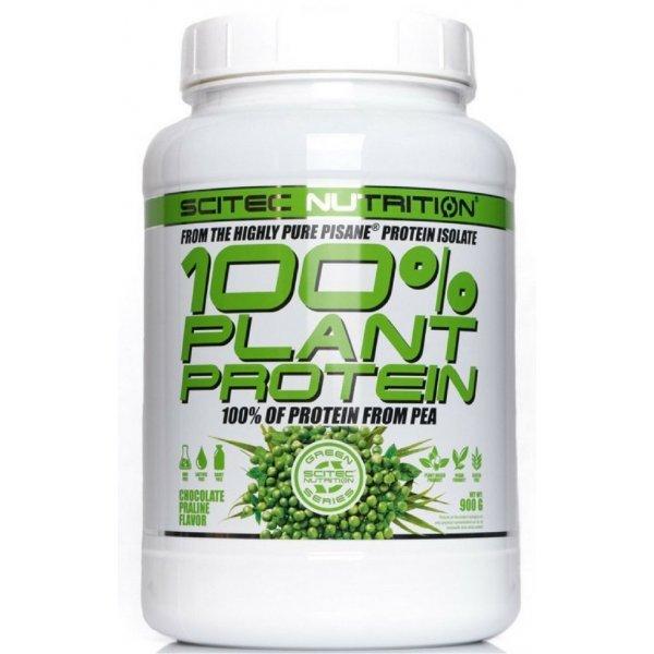 Scitec 100% Plant Protein 900 грSC005